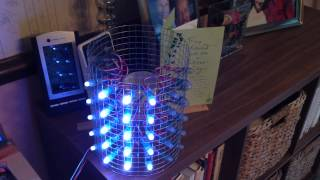 Raspberry Pi LED project for scale model lighthouse