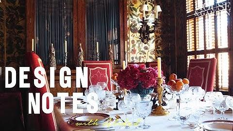 Interior designer Alidad shows us around his opulent London flat   Design Notes   House & Garden