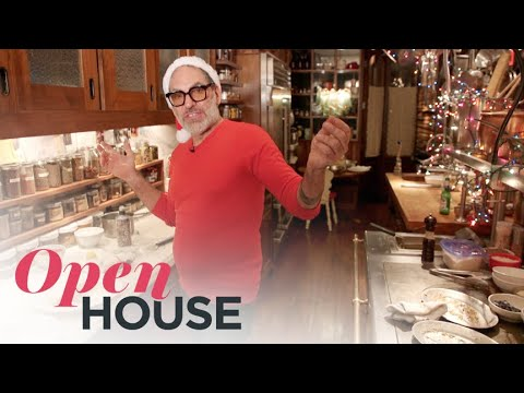 Preparing The Feast Of The Seven Fishes With Chef Frank Prisinzano | Open House TV
