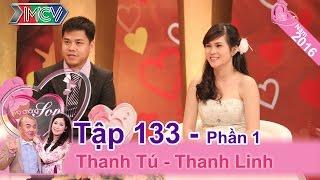 Chú rể vượt nửa vòng trái đất về cùng vợ tham gia Vợ Chồng Son   Thanh Tú - Thanh Linh   VCS 133