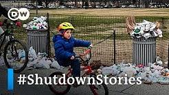 US government shutdown stories get trending topic on social media | DW News