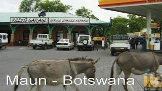 Self Drive Maun Botswana