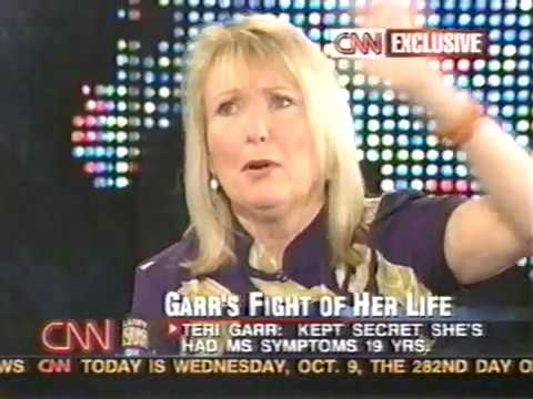 teri garr interview