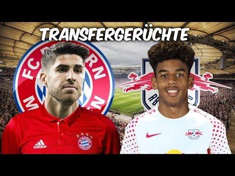 Asensio zu den Bayern ? Geubbels zu Leipzig ? Transfers und Transfergerüchte 2017/18