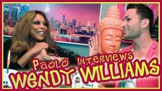 An Intimate Conversation With Wendy Williams!
