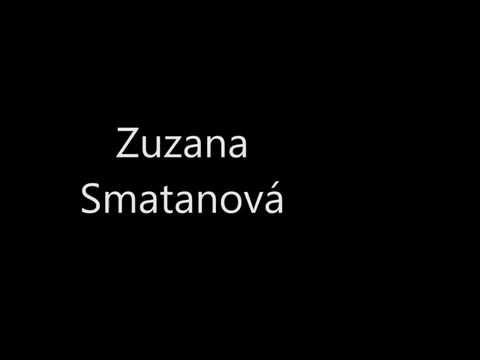 Zuzana Smatanová - Horou text (verzia pre spev)