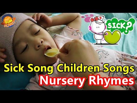 Sick Song Children Songs & Nursery Rhymes 病気の歌 Tim Planet 音樂 2019