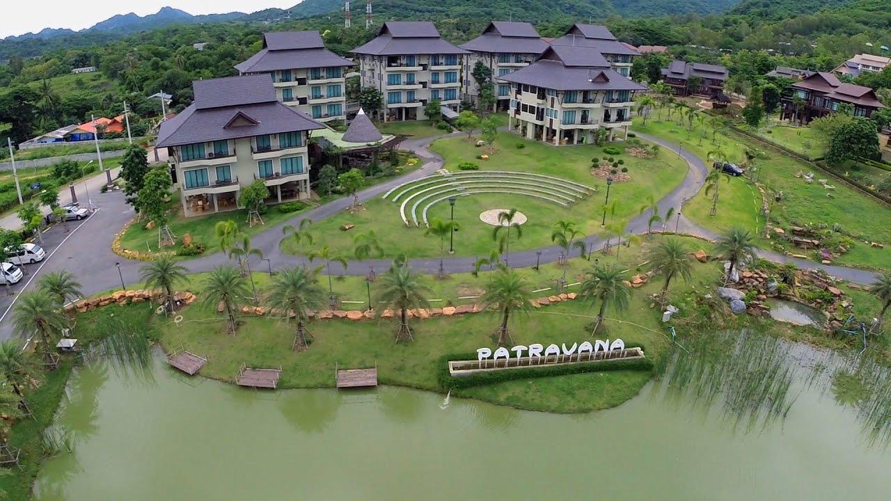 Patravana Resort Khaoyai Youtube