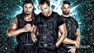 WWE The Shield-Entrance (Tobias René Schulze)