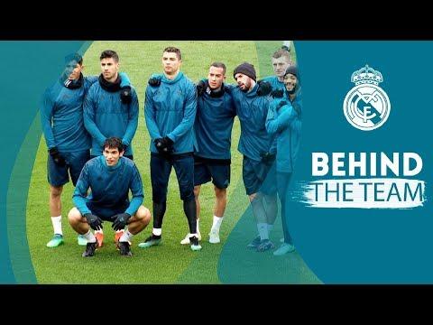 Real Madrid vs Juventus: The day before at Ciudad Real Madrid