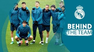 Real Madrid vs Juventus: The day before at Real Madrid City