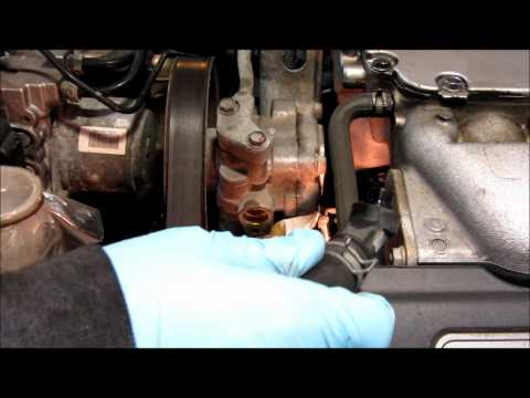 03 07 Honda Accord power steering fix