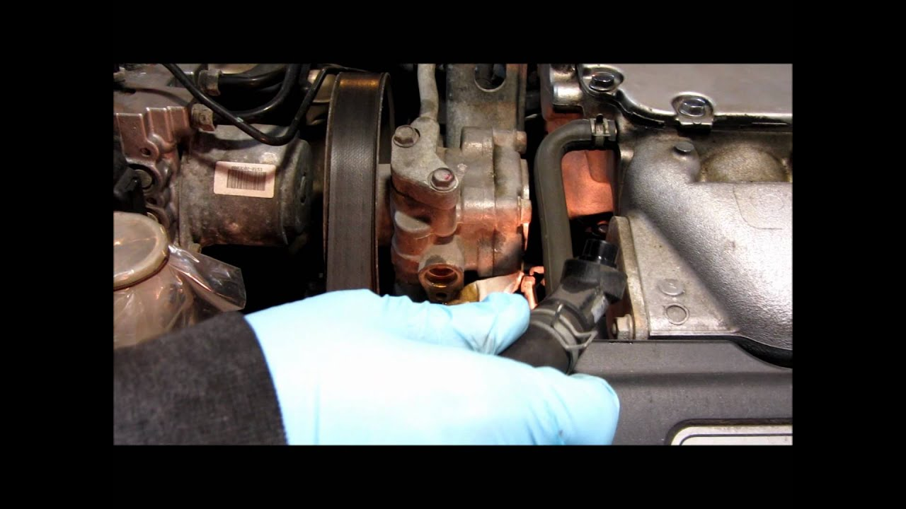 03 07 honda accord power steering fix [ 1280 x 720 Pixel ]