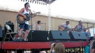 Family Force 5- Cadillac Phunque Acoustic @ Sonshine Fest 2010