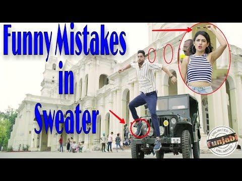 Funny Mistakes in Sweater by Inder Pandori | New Punjabi Video Song 2018 | Inder Pandori