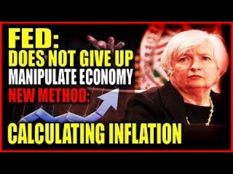 FED does not give up on Manipule Economy. New Method; Calculating Inflation