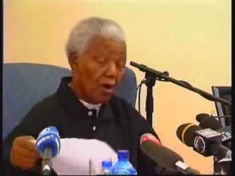 nelson mandela monologue - speech essay Mitchell bzdok 0882821 nelson mandela s free at last speech nelson mandela was a political leader in south africa much like martin luther king jr was here.