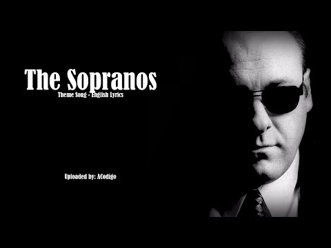 The Sopranos Theme Song - English Lyrics