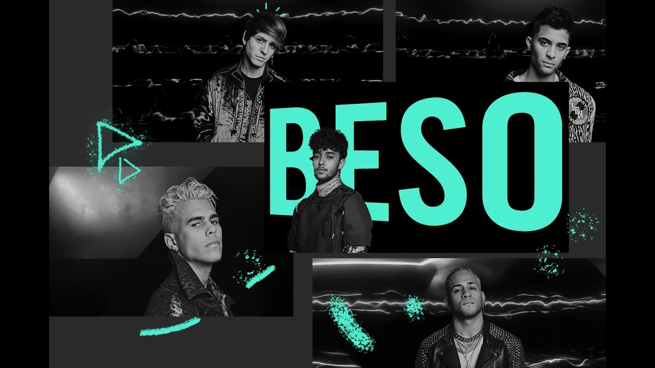 CNCO - Beso (An Immersive Audio Experience)