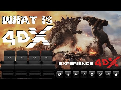 What is 4DX Cinema? Explained [Hindi]