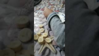 Приготовим из банана салат/ Добушка Хлопушка