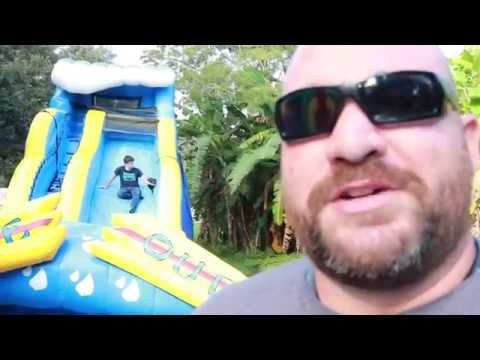 Bounce House Madness! | Bounce House Rentals 001