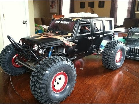 Scale Adventures Brushless Wraith Rock Bouncer 3s Jeep