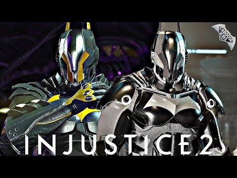Injustice 2 Online - BILLIONAIRE BATMAN GOING IN!