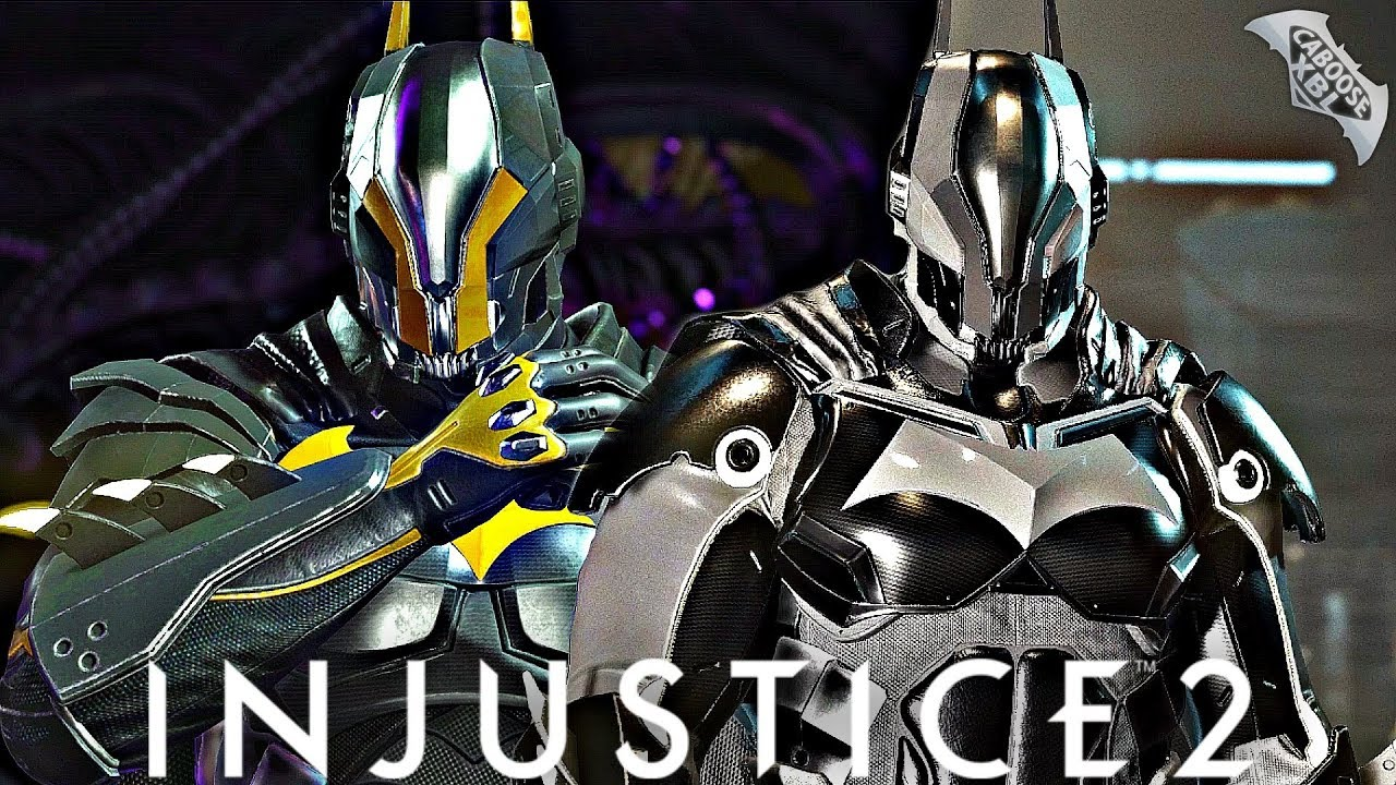 injustice 2 how to get batman billionaire gear