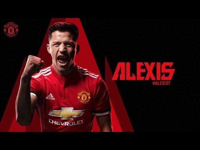 Alexis Sanchez Joins Manchester United 100% CONFIRMED!!!