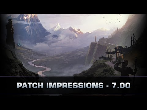 Dota 2 Patch 7.00 Impressions w/ SUNSfan, Slacks, Bulba, and Pimpmuckl