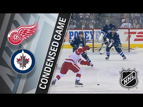 Detroit Red Wings vs Winnipeg Jets – Mar. 02, 2018 | Game Highlights | NHL 2017/18. Обзор