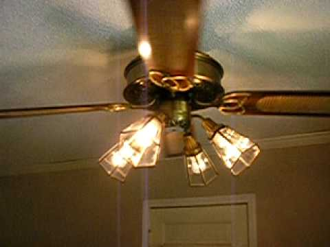 Casablanca 1984 victorian 2444 ceiling fan youtube mozeypictures Gallery