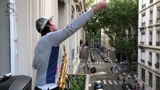 Faithless - Insomnia (Sandy Sax balcony live extract) Resimi