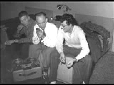 Freeman Hover - Buddy Holly Interview 11/2/57