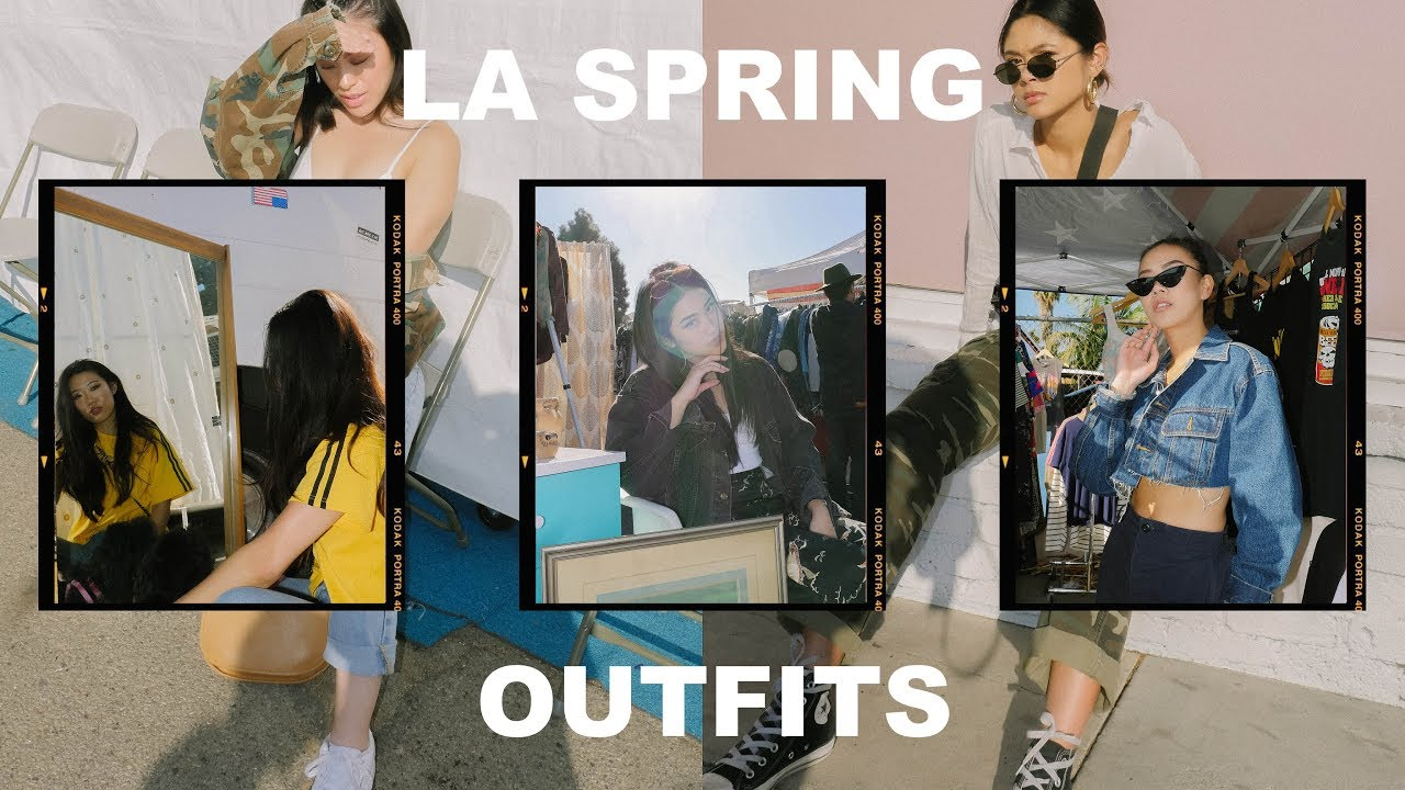 LA SPRING OUTFITS 7