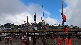 Tsungremmung Festival Of Ao Tribe in  Nagaland (Day-1)