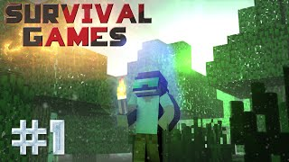 #1 Всё заново.. | Minecraft: Survival Games