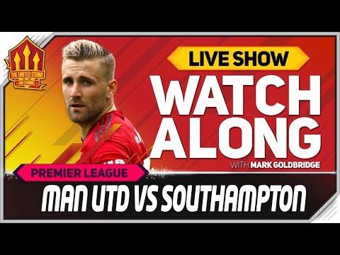 MANCHESTER UNITED Vs SOUTHAMPTON LIVE Match Chat