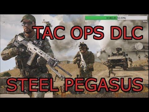 Steel Pegasus: Arma 3 Tac ops DLC