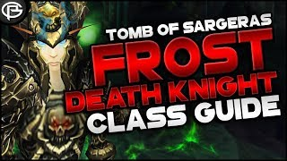 725 Basic Guide  Death Knight - Frost