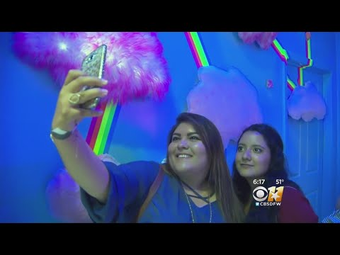 Selfie-Centric Pop Up Shop Opened In Fort Worth