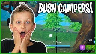 Bush Campers! in Battle Royale :)