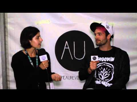 Interview: What So Not at Groovin' The Moo (Maitland 2014)