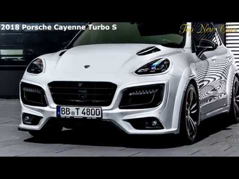 porsche cayenne turbo 2018. interesting 2018 2018 porsche cayenne turbo spied with very little disguise1080q intended porsche cayenne r