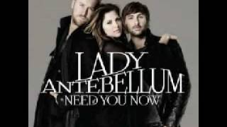 Lady Antebellum Need You Now - MALE VERSION.mp3