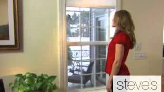 Good Housekeeping Cellular Shades with Cordless Feature