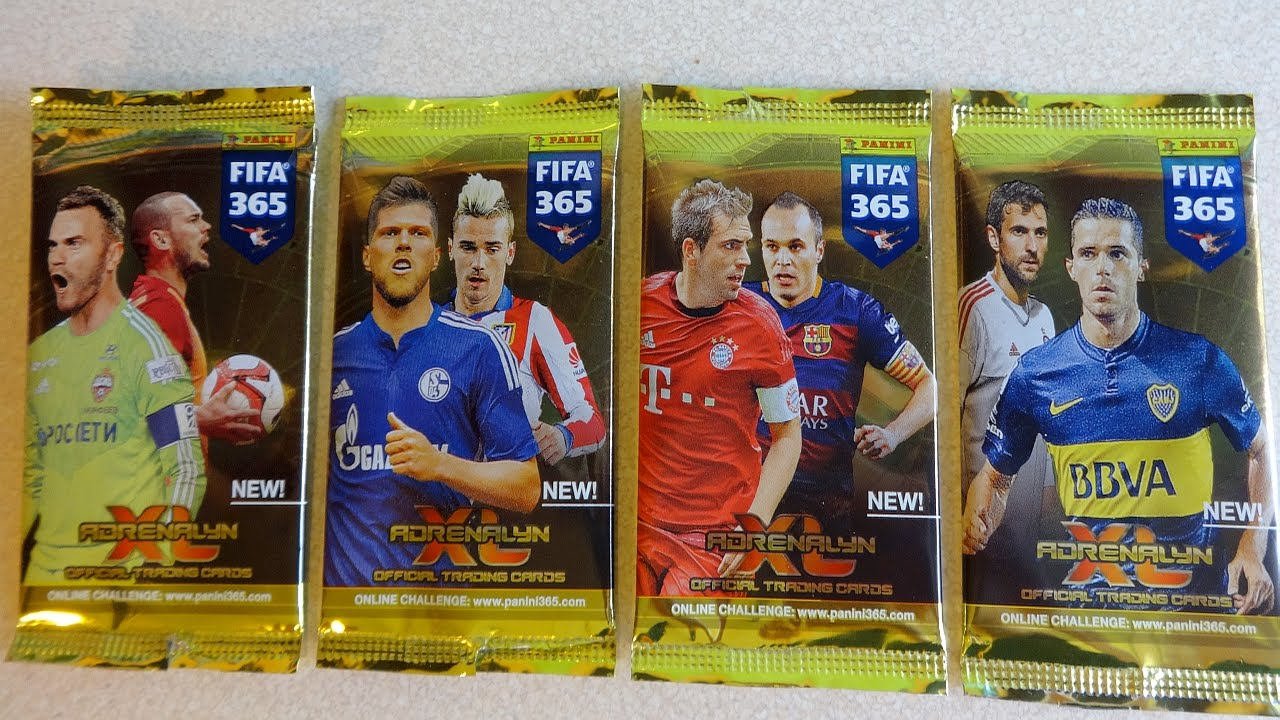 53b6cadaaf117 Part 1: Panini FIFA 365 Multi-Pack Limited Edition Cards Adrenalyn XL