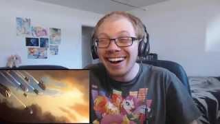 Alex Side React League Of Legends Cinematic