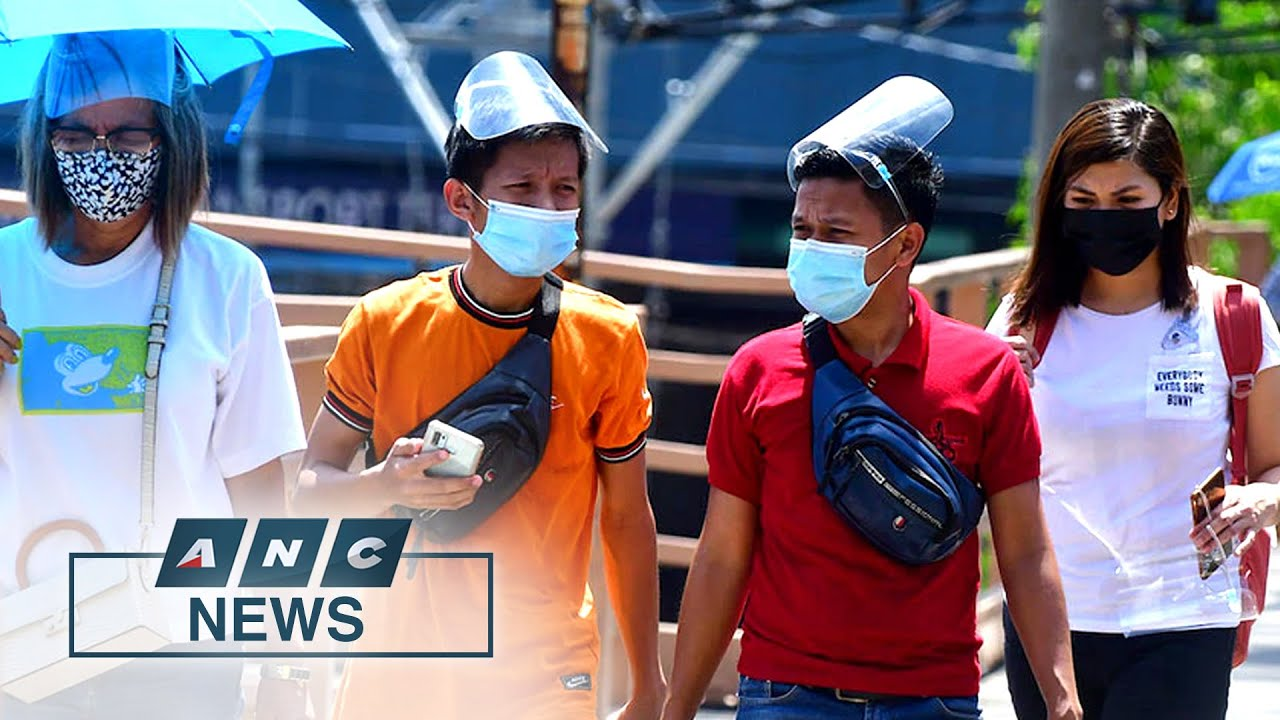 Download Palace: Easing of face shield policy does not mean delta variant is now less risky | ANC